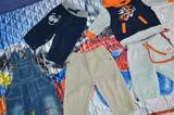 Одежда на мальчика до 1 года, бу